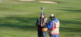 Surveyors Working